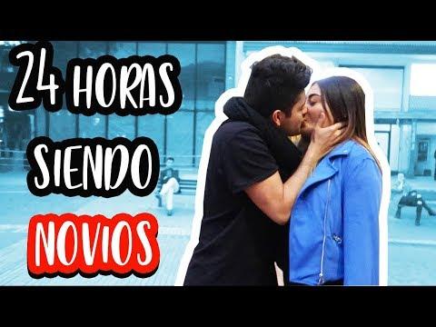 24 HORAS SIENDO NOVIOS con La Mafe Mendez (Parte 1) | Alejo Suárez