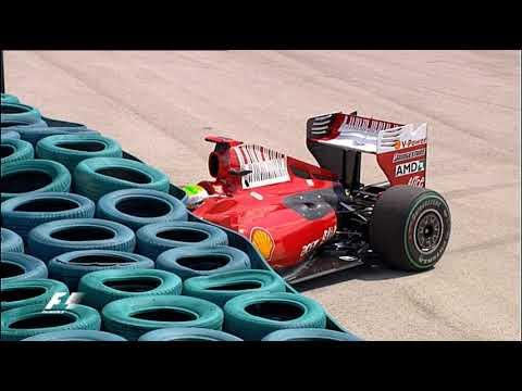 Download Felipe Massa Crash | 2009 In Review - Hungarian Grand Prix