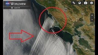 NASA NO lo Oculta: Satélite Capta Raras Nubes Donde se Forman Huracanes thumbnail