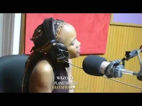 Tazama Ruby Akiiimba kivuruge ya nandy