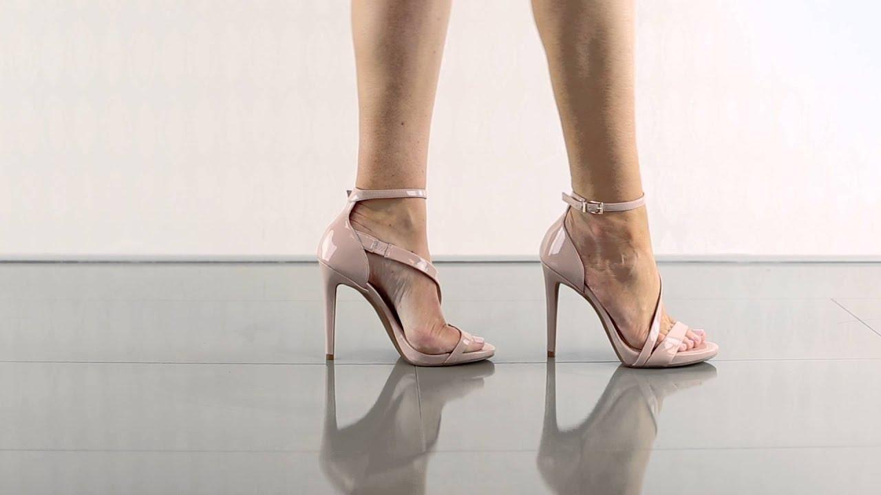 ba837e32a16 Rayli in Nude Blush Patent Jessica Simpson - YouTube
