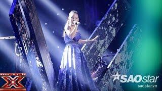 KHÔNG QUAN TÂM (WHO CARES)  - MINH NHƯ | LIVESHOW 6 THE X FACTOR - NHÂN TỐ BÍ ẨN 2016 (SS2)