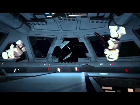 Into Exile - LEGO Star Wars -