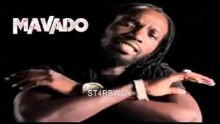 MAVADO - OUT THERE ITS REAL - THE WORLD WAR RIDDIM - APRIL 2013