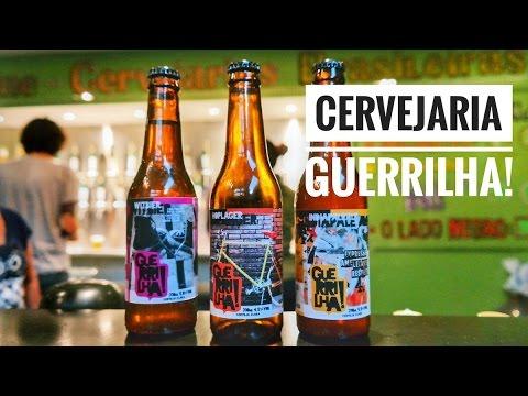 Lançamento do Canal e da Cervejaria Guerrilha no São Paulo Tap House