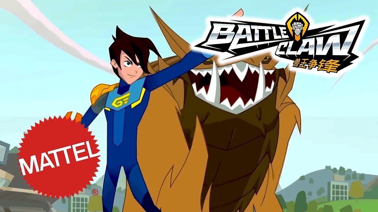 Download The Immortal Game: Season 1 Episode 1 | BattleClaw | Mattel