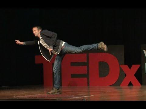 Yoga practice with prisoners: Brian Bergman at TEDxWesterfordHighSchool