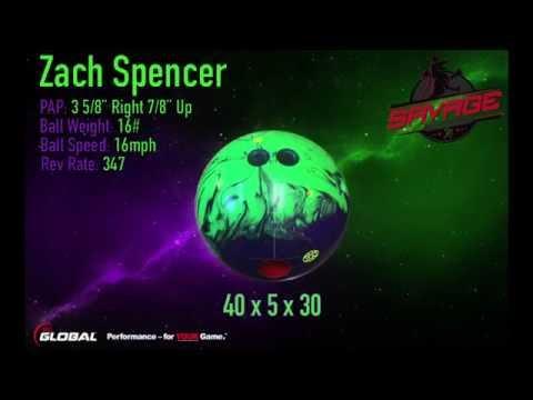 900 Global Inception - Zach Spencer - SavageBowling.com