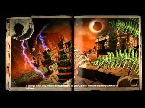 CoD: Black Ops- Shangri-La Loading Screen