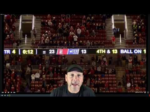 image for Hugh Millen Deep Dive on UW pass offense vs Stanford 2019