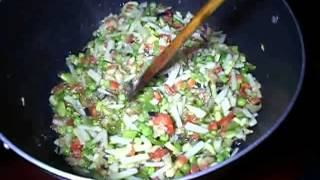 Pakistani Desi Food  Mix Achari Vegetable Recipe (aamna's Kitchen )