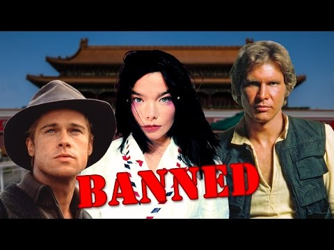 6 Celebrities Banned In China (Or Close To It) | China Uncensored