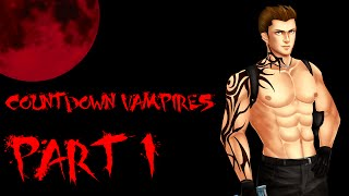 Countdown Vampires (PS1) - Special Story Walkthrough - Part 1: All Hell Breaks Loose