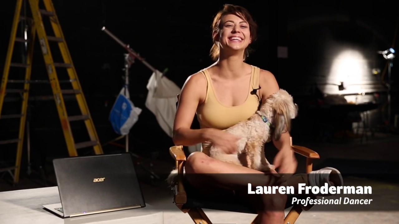 Lauren Froderman
