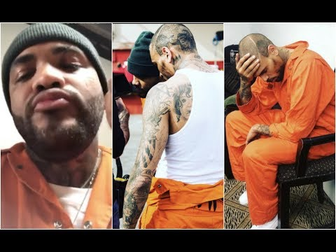 Chris Brown and Joyner Lucas Go To Prison For Latest Project