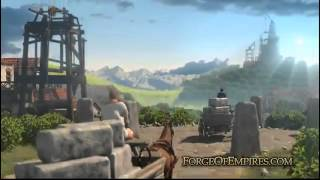 Forge of Empires трейлер