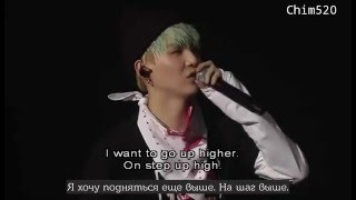 RUS SUB BTS LIVE 화양연화 on Stage - Talk 1st Story [PART 1]