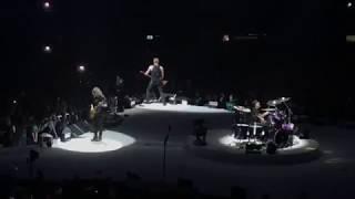 Metallica Ziggo Dome Amsterdam, playing Nothing Else Matters & Enter Sandman 4.9.2017