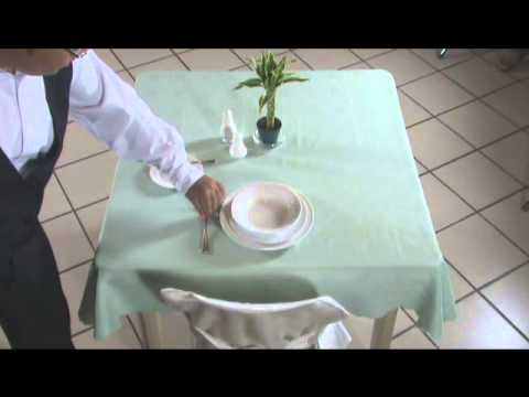 Setting Table(LUNCH) & Setting Table(LUNCH) - YouTube