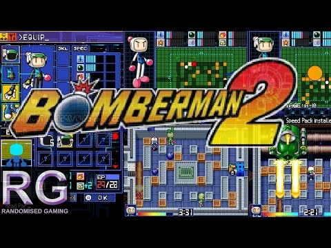 custom battler bomberman