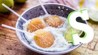 Sherbet Candy Lollies Recipe