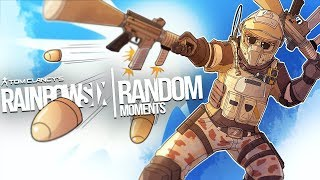 Rainbow Six Siege - Random Moments: #44 (Pre-Knife,How 2 Mozzie)