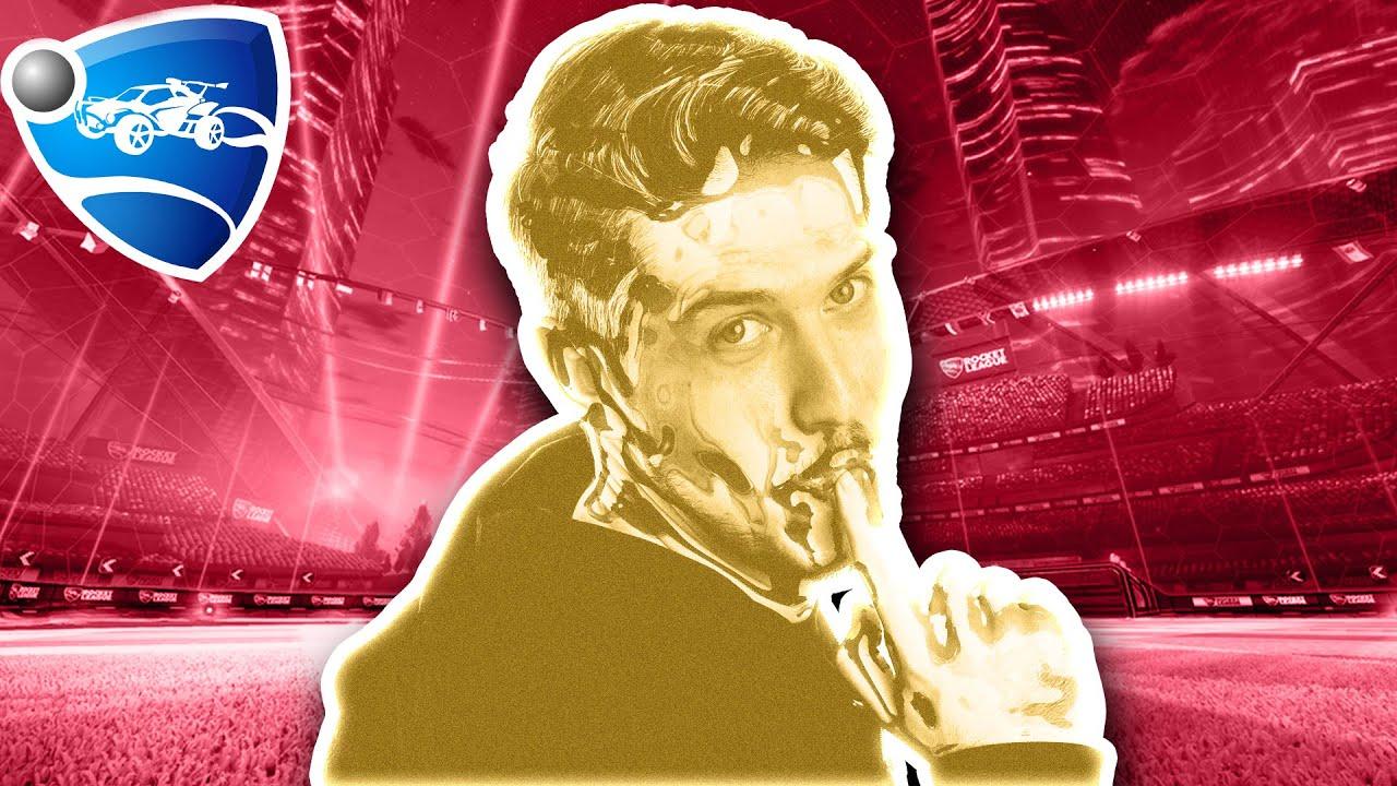 The Golden Boy Is Back! (Rocket League)
