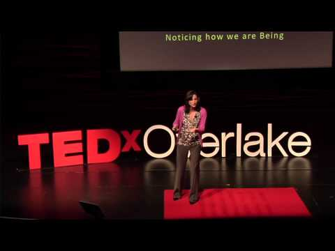 Learning a new way of being: Alison Whitmire at TEDxOverlake