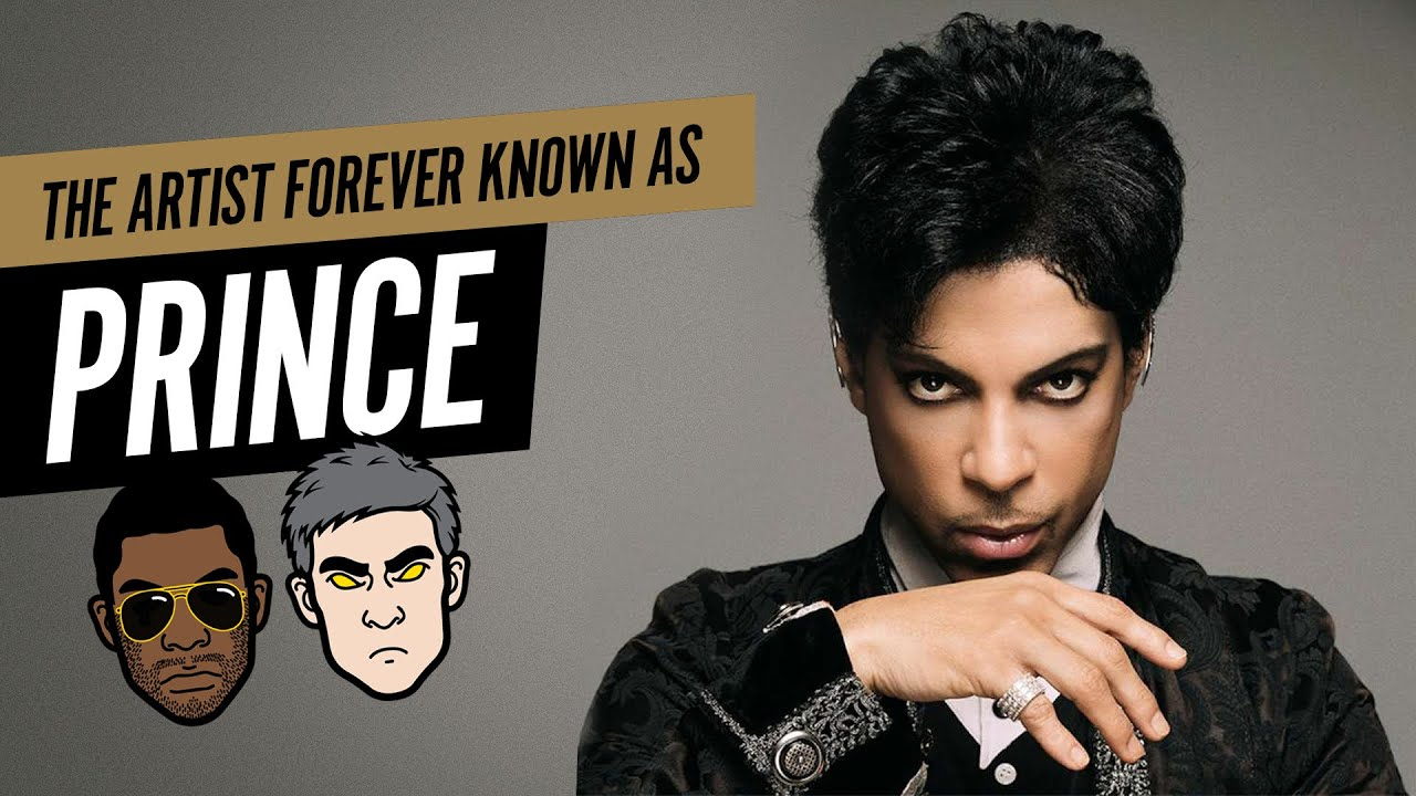 The Artist Forever Known as Prince