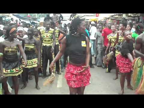 Fetu Afahye Festival, Cape Coast, Ghana 2010