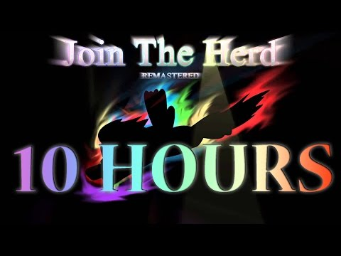 Join The Herd [ReMaster] - Forest Rain 10 HOURS