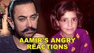 Aamir Khan Reaction On Asifa Case Kathua - Just...