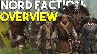 The Complete Nord Faction OVERVIEW!   Mount and Blade