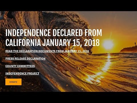 New California - The 51st State?