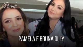 Câmera na Mão - Pamela e Bruna Olly