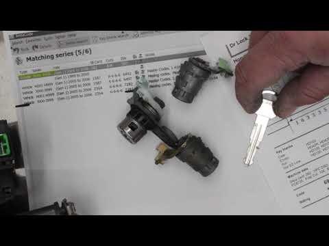 Honda HRV Make Key From Locks 🔑