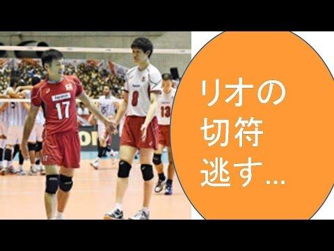 日本 男子バレーW杯でのリオ五輪切符逃す
