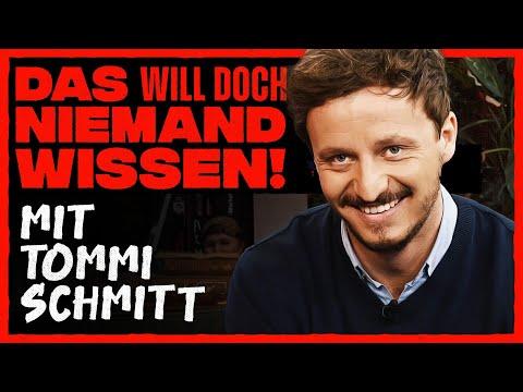 Kein Tabu: Tommi Schmitt packt ALLES aus...   DAS WILL DOCH NIEMAND WISSEN!