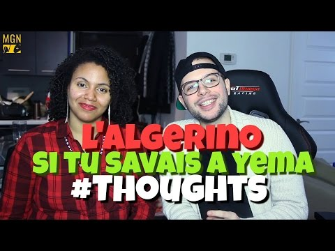 L'Algérino - Si Tu Savais (A Yema) Reaction Pt.2 #Thoughts