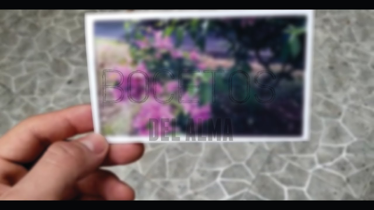 Robles - Bocetos del Alma (Video Oficial)
