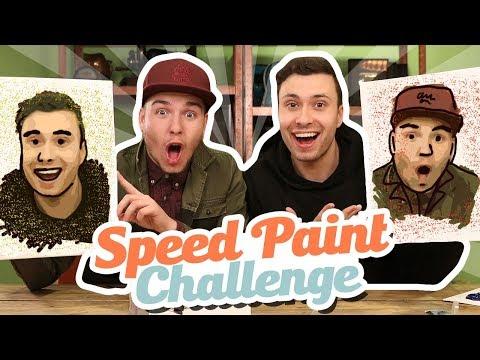 SPEED PAINT CHALLENGE!