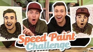 SPEED PAINT CHALLENGE!