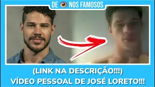 (LINK NA DESCRIÇÃO!!!) VÍDEO PESSOAL DE JOSÉ LORETO!!!