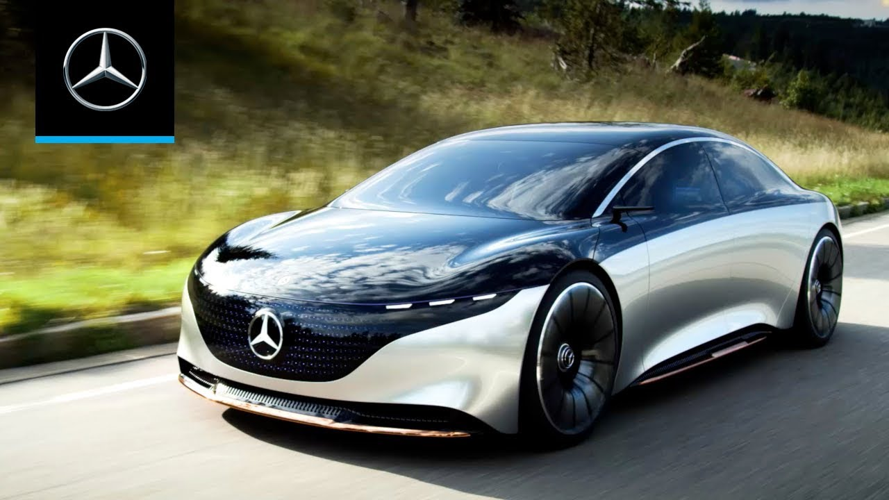 Mercedes-Benz VISION EQS: World Premiere   Trailer