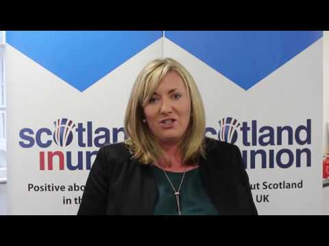 Scotland in Union's new CEO Pamela Nash