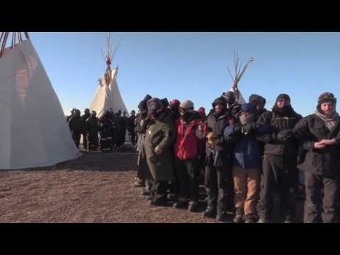 Standing Rock Camp Raided, Mass Arrests
