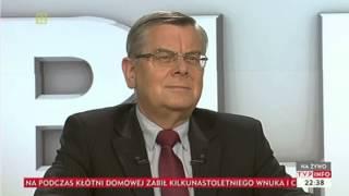 Jan Pospieszalski: Blizej - Co prezydent robił w Japonii?