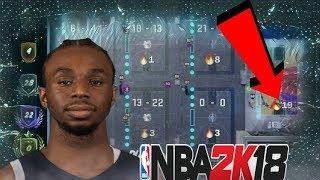 TAKING 19 GAME WIN STREAK😆😆😆 ANDREW WIGGINS AT THE PLAYGROUND!!!!!! NBA 2K18