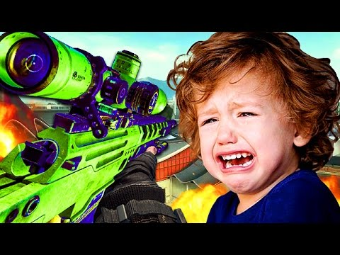 Destroying The Worlds Angriest Kid In Epic 1v1 Black Ops 2 Trolling Youtube