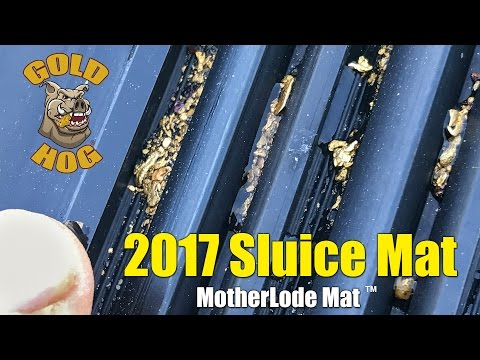 Sluice Mat - Fine Gold Sluice Matting - Motherlode Mat